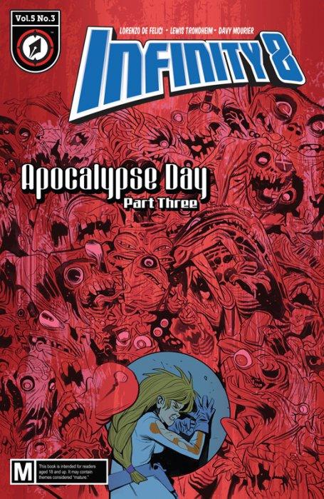 Infinity 8 #15 - Apocalypse Day