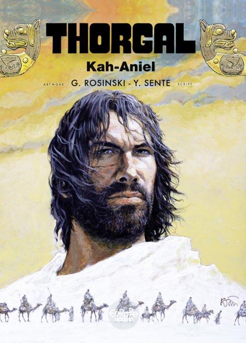 Thorgal #26 - Kah-Aniel