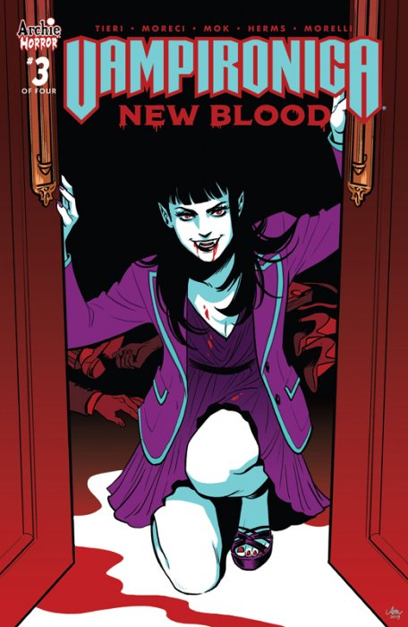 Vampironica - New Blood #3