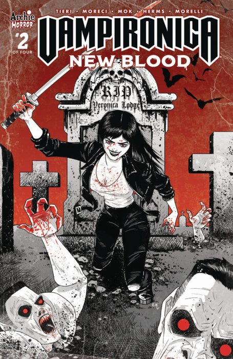 Vampironica - New Blood #2