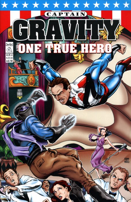 Captain Gravity - One True Hero #1