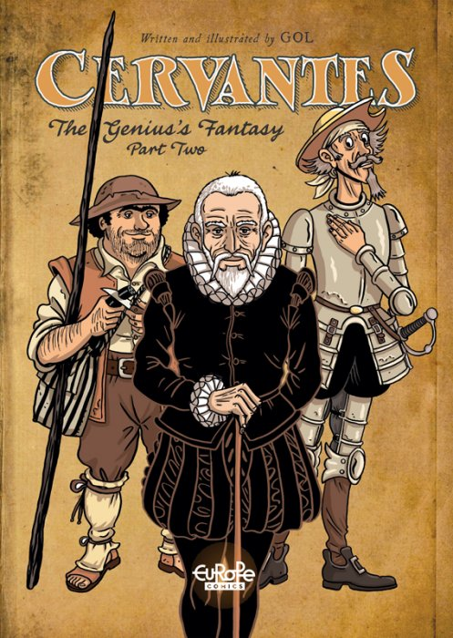 Cervantes #2 - The Genius's Fantasy Part Two