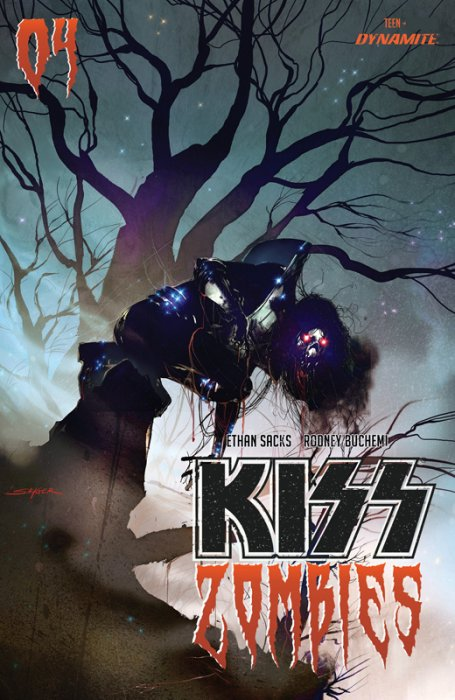 KISS - Zombies #4