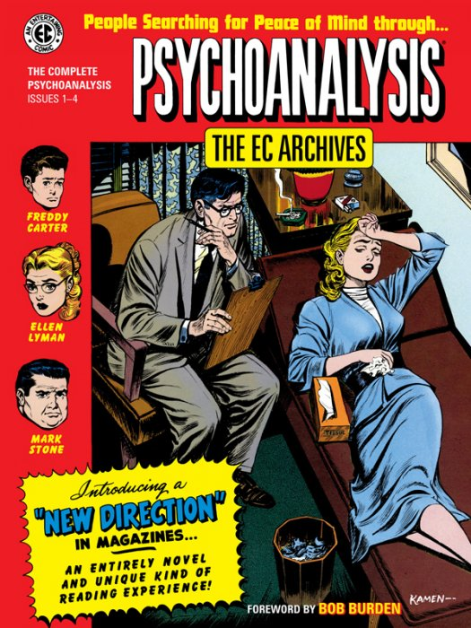 Psychoanalysis - The EC Archives #1 - HC