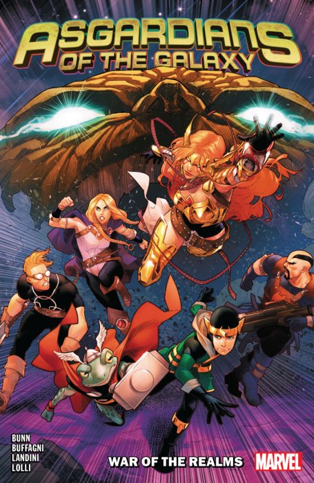 Asgardians of the Galaxy Vol.2 - War of the Realms