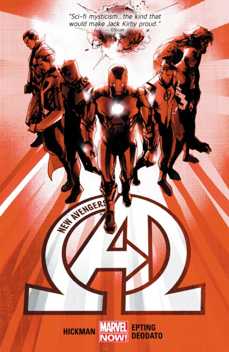 New Avengers by Jonathan Hickman Vol.1