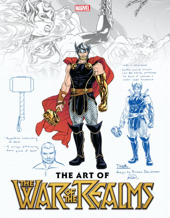 The Art of War of the Realms #1 - SC