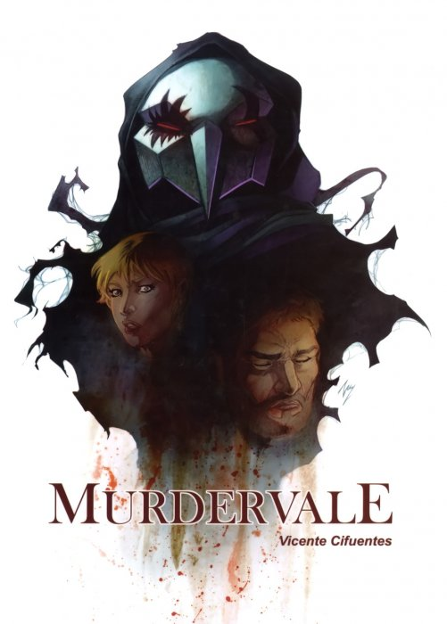 Murdervale #1-3 Complete