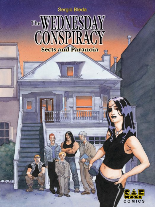 The Wednesday Conspiracy #1-3 Complete