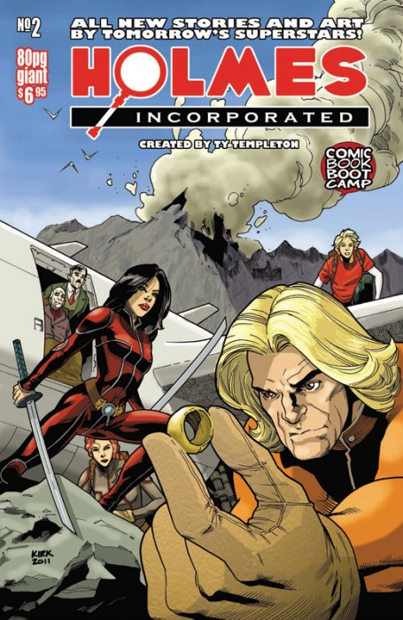 Holmes Incorporated #1-3 Complete