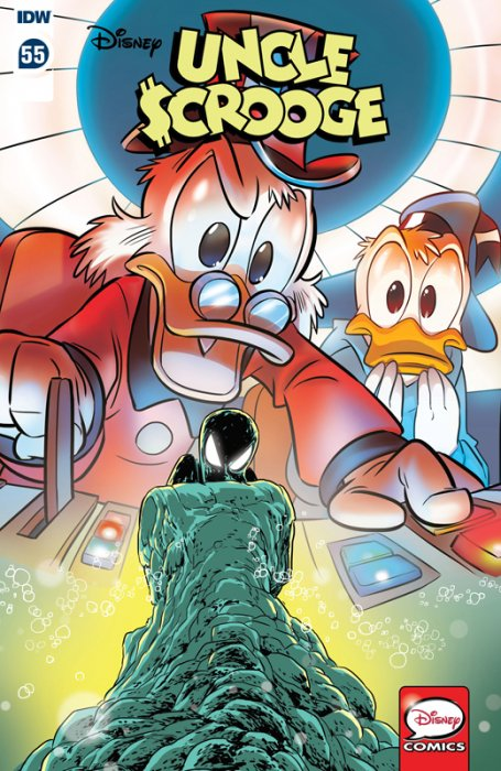 Uncle Scrooge #55
