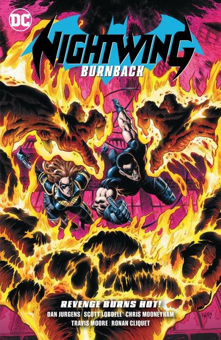 Nightwing - Burnback Vol.1