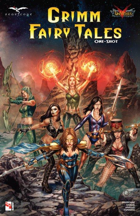 Grimm Fairy Tales - Universus #1