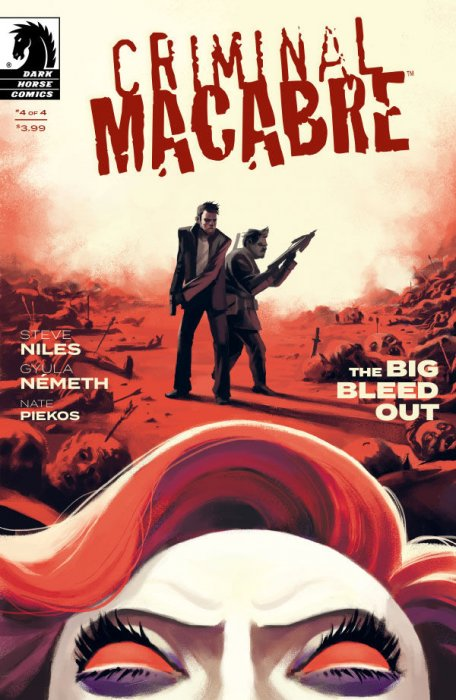 Criminal Macabre - The Big Bleed Out #4