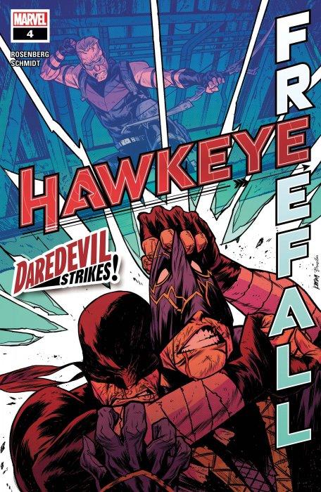 Hawkeye - Freefall #4