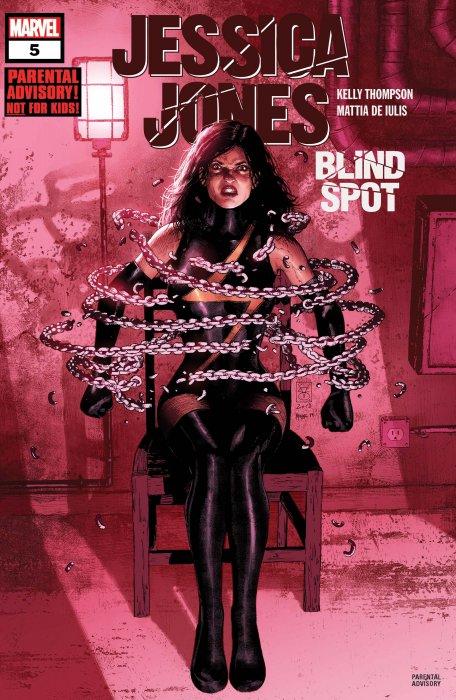 Jessica Jones - Blind Spot #5