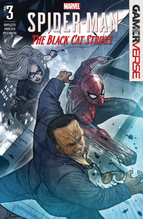 Marvel's Spider-Man - The Black Cat Strikes #3
