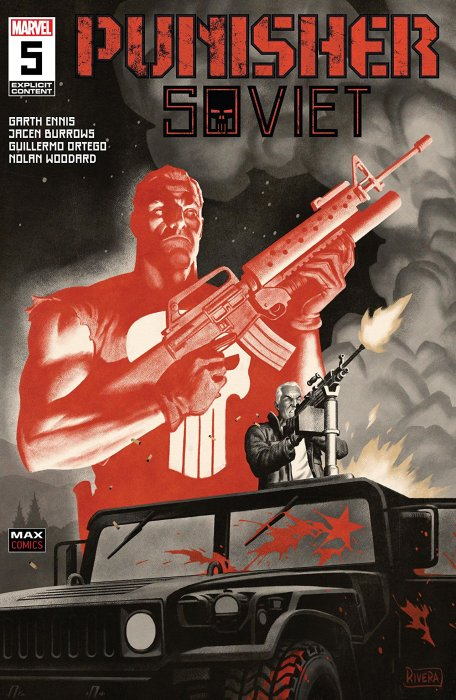 Punisher - Soviet #5