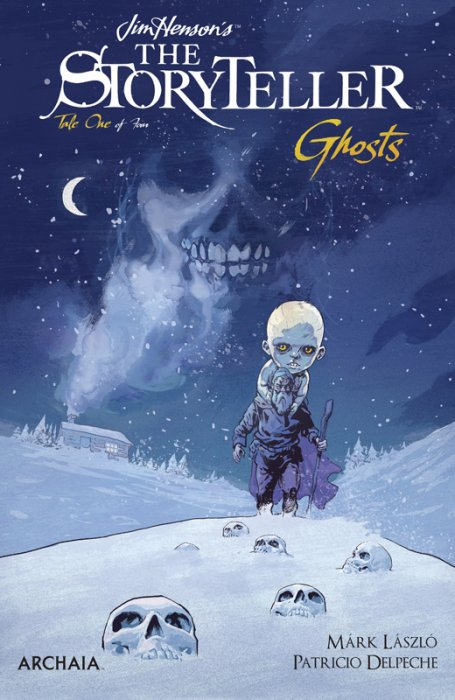 Jim Henson's The Storyteller - Ghosts #1