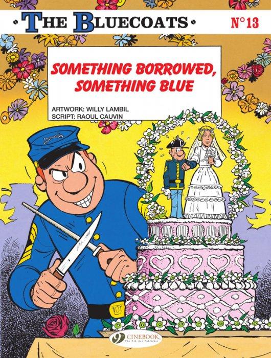 The Bluecoats #13 - Something Borrowed, Something Blue