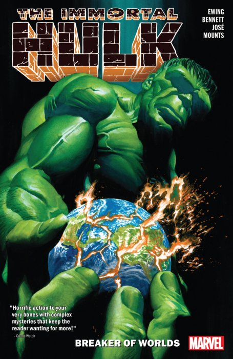 Immortal Hulk Vol.5 - Breaker of Worlds