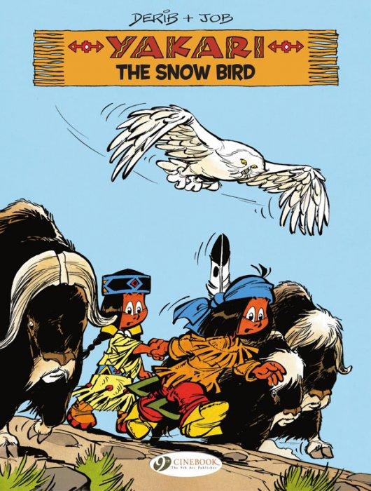 Yakari #17 - The Snow Bird