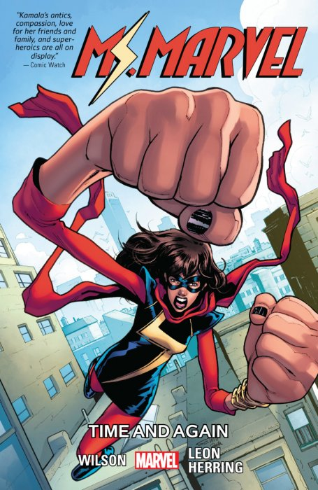Ms. Marvel Vol.10 - Time And Again