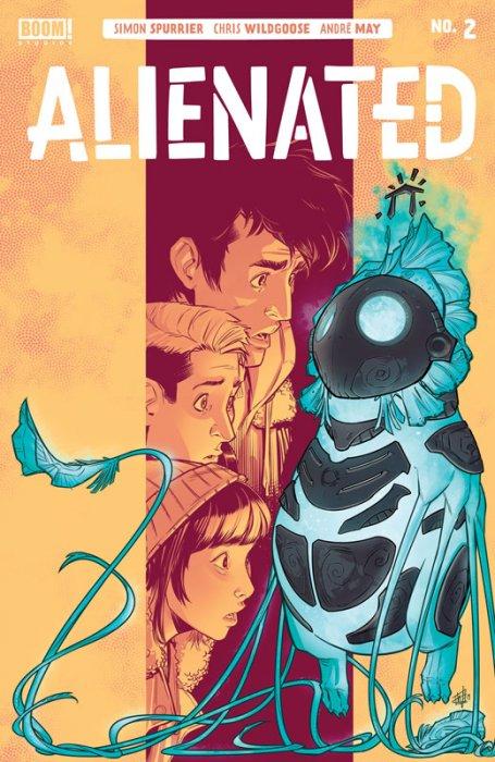 Alienated #2