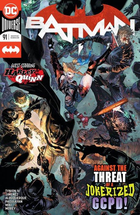 Batman Vol.3 #91