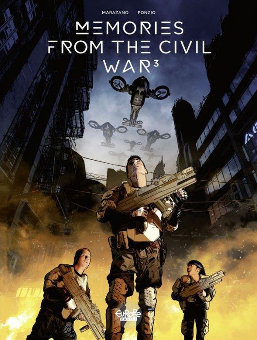 Memories from the Civil War Vol.3