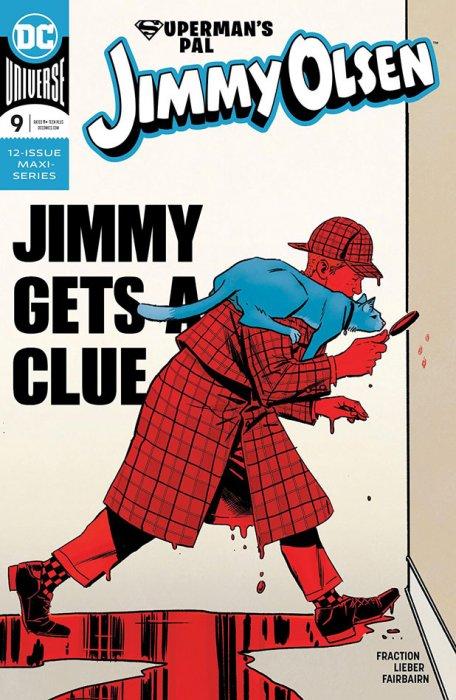 Superman's Pal Jimmy Olsen #9