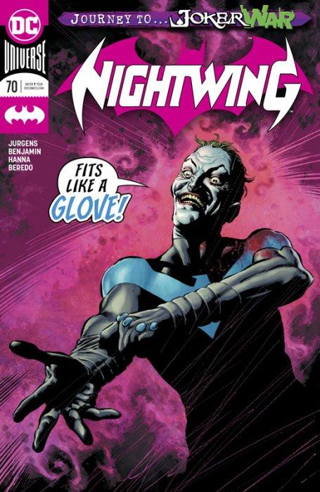 Nightwing #70