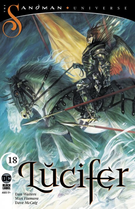 Lucifer Vol.3 #18