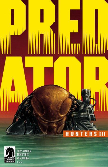 Predator - Hunters III #2