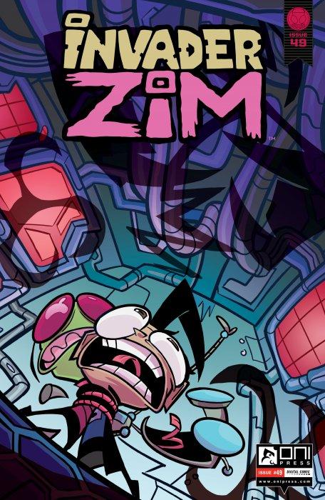 Invader Zim #49