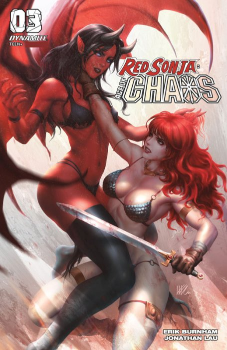 Red Sonja - Age of Chaos #3