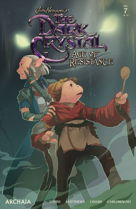Jim Henson's The Dark Crystal - Age Of Resistance #7