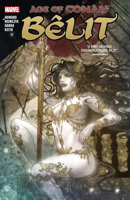 Age of Conan - Belit #1 - TPB