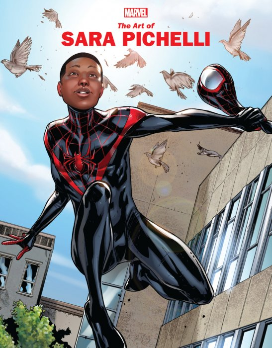 Marvel Monograph - The Art of Sara Pichelli #1 - SC