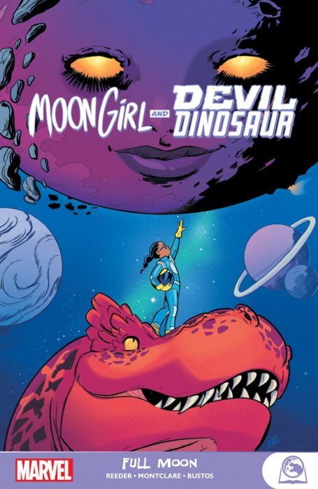 Moon Girl and Devil Dinosaur - Full Moon #1 - TPB