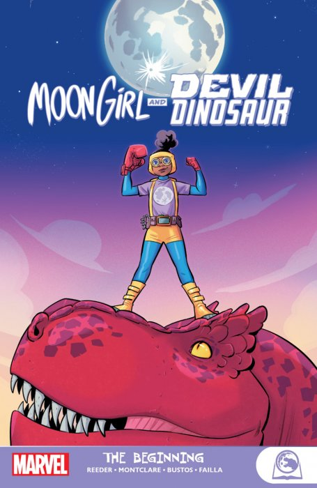 Moon Girl and Devil Dinosaur - The Beginning #1