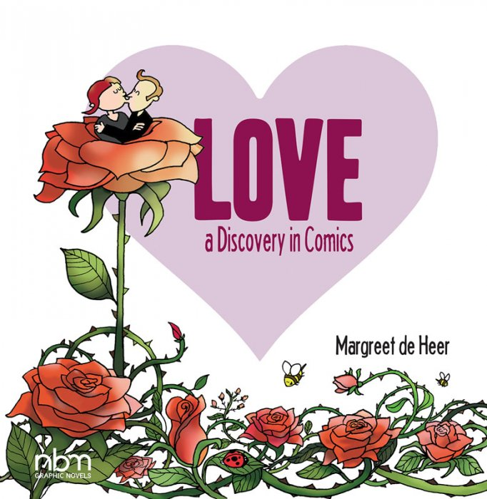 Love - A Discovery in Comics #1