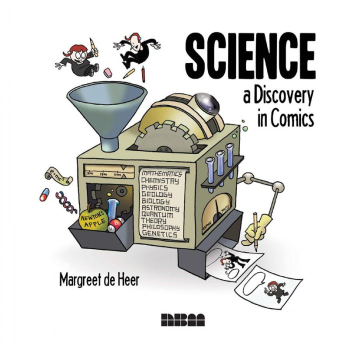 Science - A Discovery in Comics #1