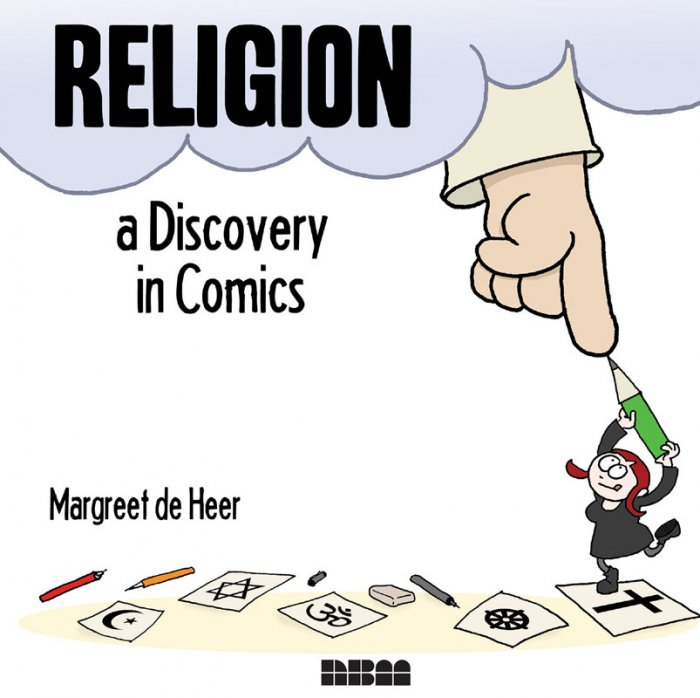 Religion - A Discovery in Comics #1