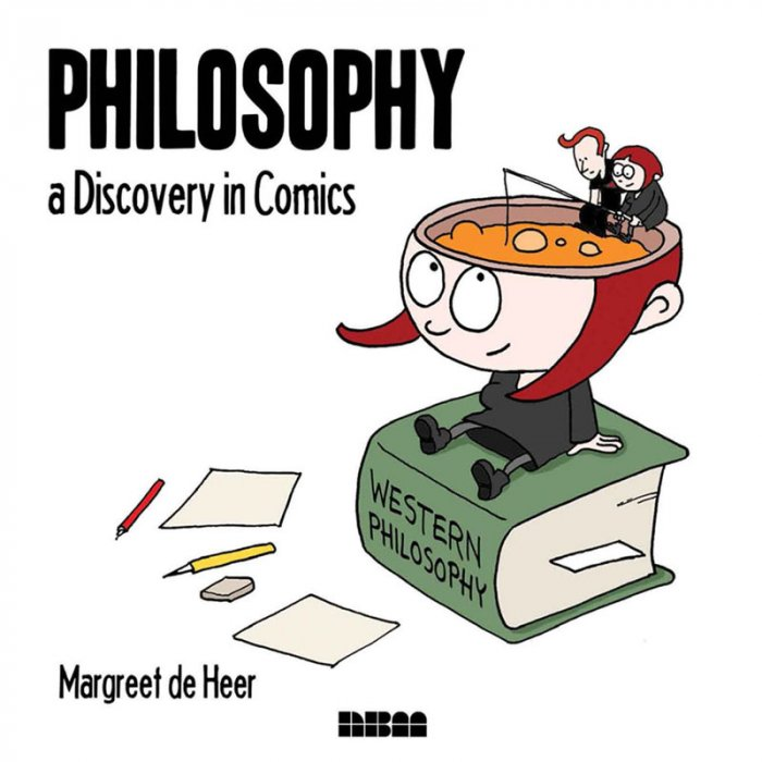 Philosophy - A Discovery in Comics #1