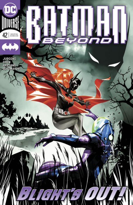 Batman Beyond #42