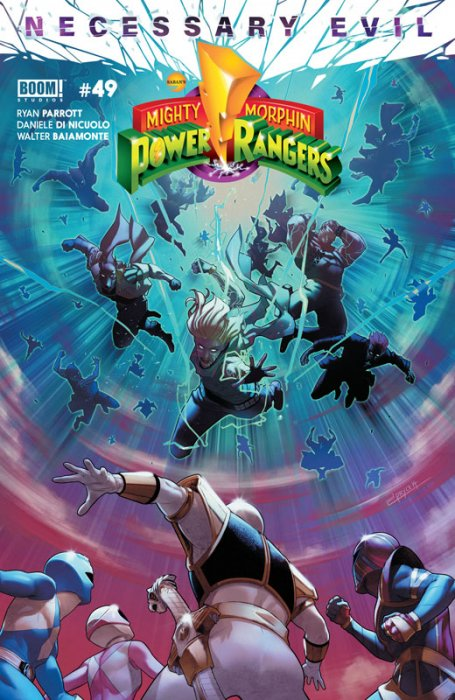 Mighty Morphin' Power Rangers #49