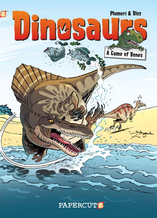 Dinosaurs #4 - A Game of Bones!