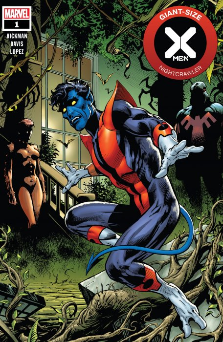 Giant-Size X-Men - Nightcrawler #1