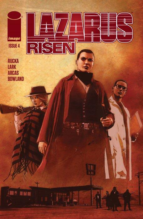 Lazarus - Risen #4